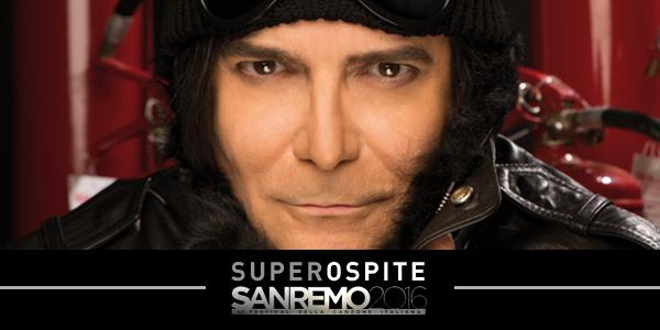 Renato Zero: la favola di Sanremo