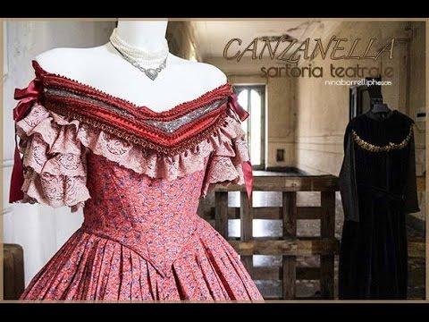 La sartoria teatrale Canzanella