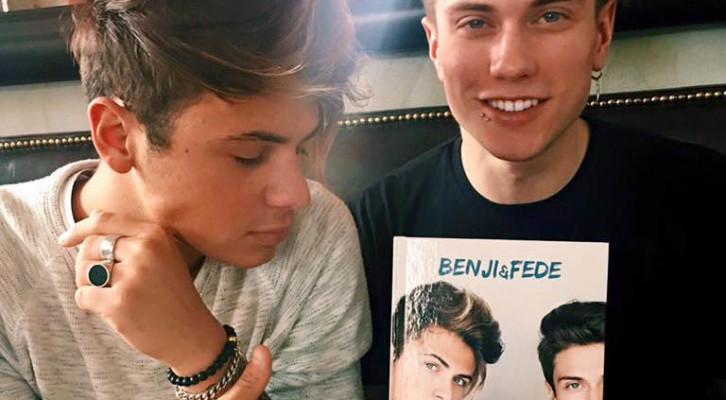 Benji&Fede: Restiamo timidi ma diciamo ai giovani di non mollare