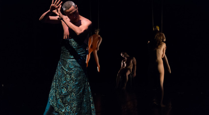 Al Teatro Bellini l'Operetta Burlesca di Emma Dante