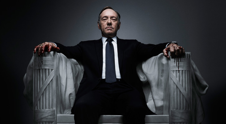 House Of Cards: la quarta stagione su Sky Atlantic