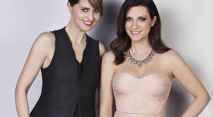 Laura Pausini e Paola Cortellesi, il varietà più atteso della stagione