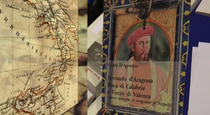 Ferrando d'Aragona, Duca di Calabria e Vicerè di Valenza