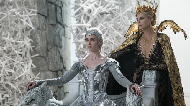 Il Cacciatore e la Regina di ghiaccio, la nostra recensione