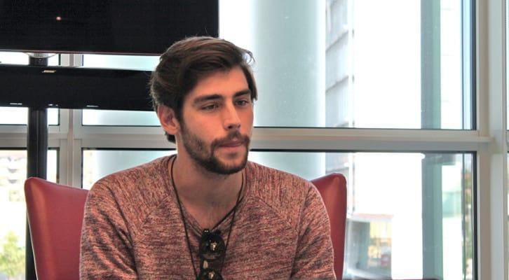 Alvaro Soler: «Mi piace essere il cantante dell'allegria»