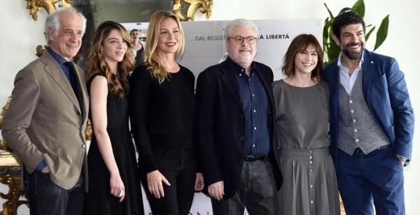 Le confessioni: Servillo e Favino protagonisti del nuovo film di Roberto Andò