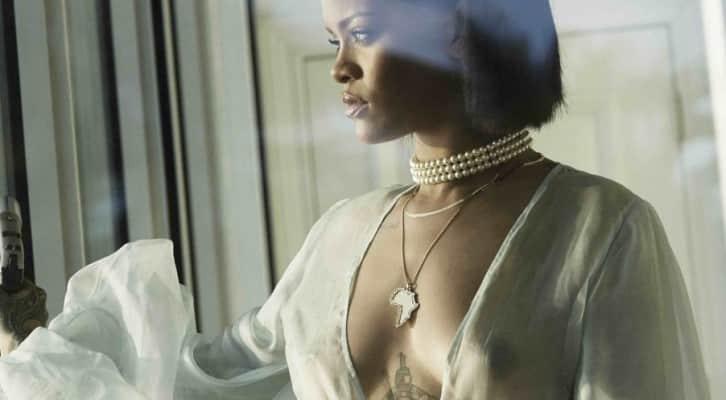 Rihanna batte il record dei Beatles
