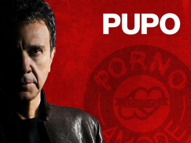 """Pupo annuncia: """"Porno contro amore"""" è il mio ultimo disco"""