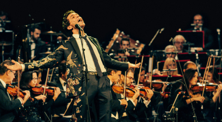 Mika: arriva Sinfonia Pop