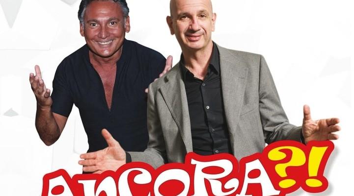 """""""Ancora?"""": Paolantoni e Sarcinelli insieme dopo 30 anni"""