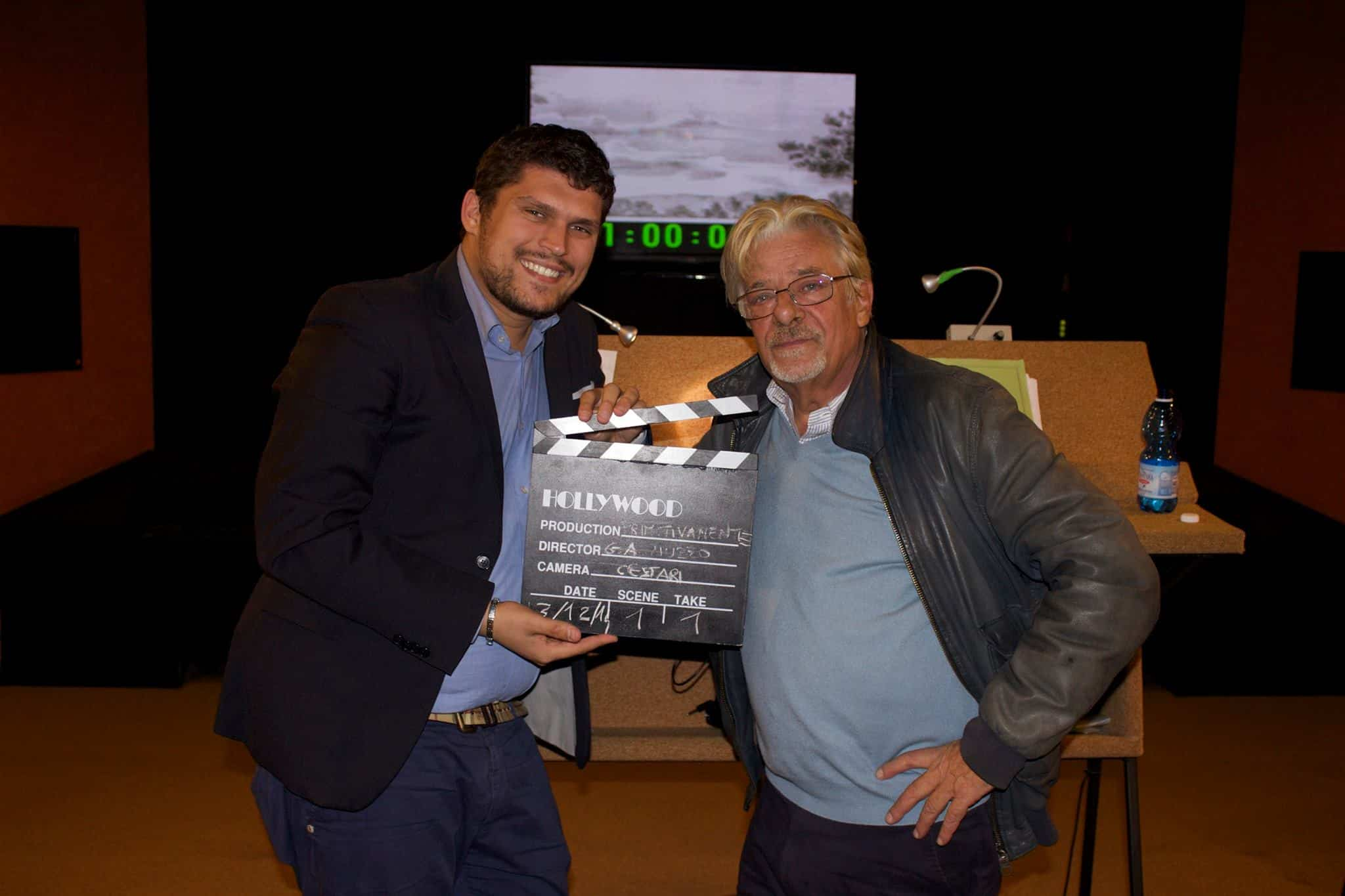 """Cannes 2016: Giannini, voce narrante del docufilm """"Primitivamente"""""""