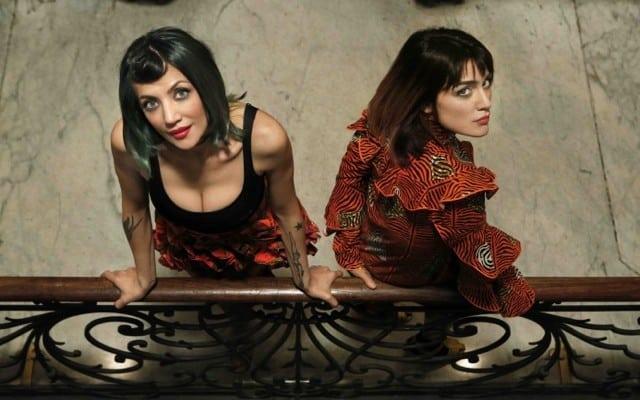 Les Italiennes, il nuovo duo electro con le voci che abbiamo già sentito