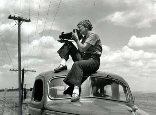 Le fotografie di Dorothea Lange per la prima volta in Italia