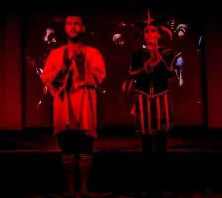 Caravaggio e tante reali visioni alla Casina Pompeiana