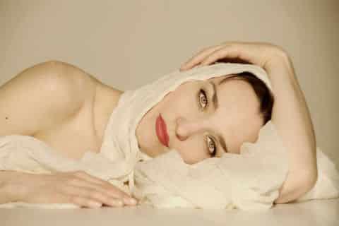 Angelique Cavallari, protagonista del film di Claudio Sestieri