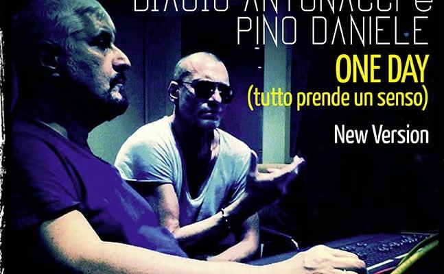 Biagio Antonacci ricorda Pino Daniele con One Day