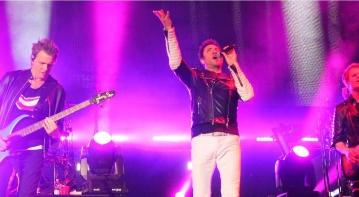 """Incontro con i Duran Duran: """"Questo tour italiano è stato speciale"""""""