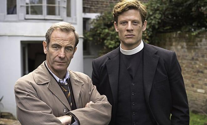 Grantchester, la seconda serie torna su Giallo