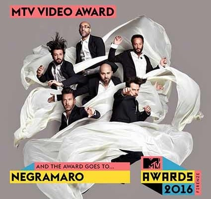 Tutto pronto per gli MTV AwardS 2016