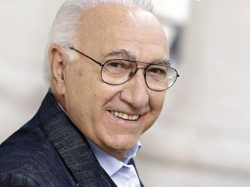 Pippo Baudo omaggia Alberto Sordi