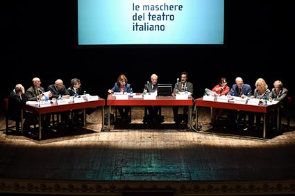 Le nomination del Premio Le Maschere del Teatro Italiano