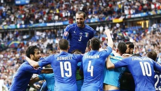Europei 2016: L'Italia vola ai quarti