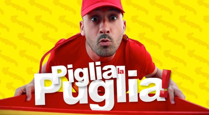 Piglia la Puglia: boom di click per  l'inno del comico pugliese di Made in Sud