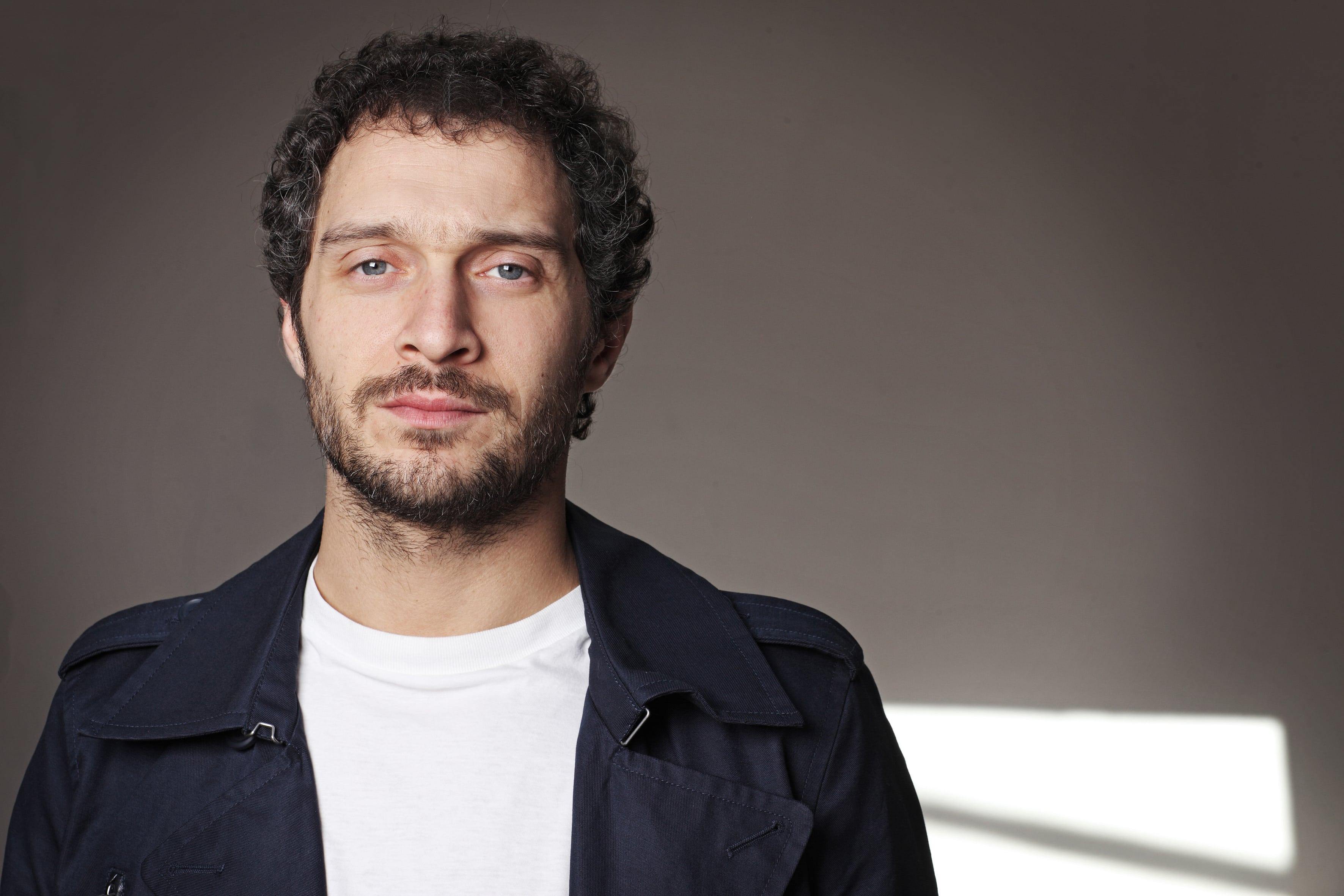 """Claudio Santamaria, protagonista di """"Una favola di Campania"""""""