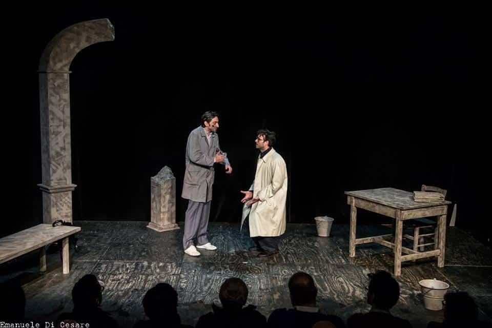 """Quinta edizione della rassegna teatrale """"Teatro alla deriva"""""""