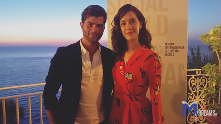 Clara Alonso e Diego Dominguez, il loro soggiorno in Italia