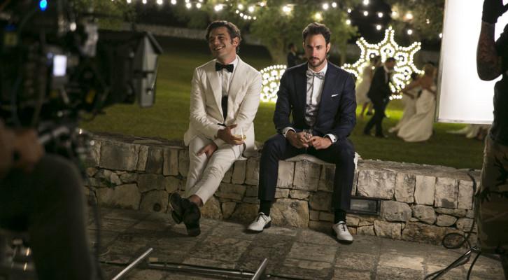 Il giorno più bello, il primo film che mette in scena un matrimonio gay tutto italiano