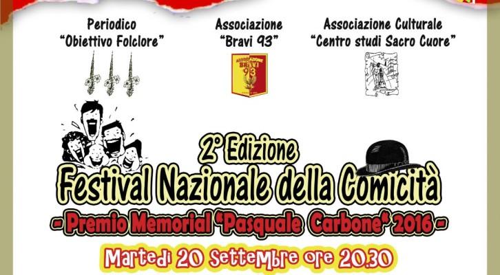 A Barra il Festival Nazionale della Comicità