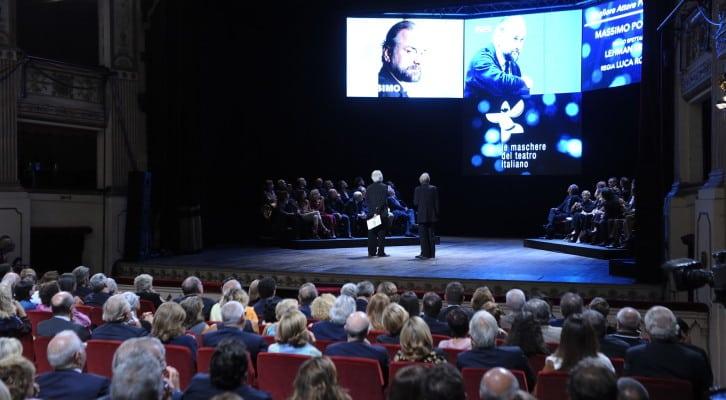 Premio Maschere del Teatro 2016: ecco i vincitori