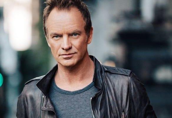 Sting, a Luglio cinque date in Italia