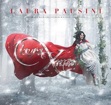 Laura Pausini: titolo e cover del suo nuovo album