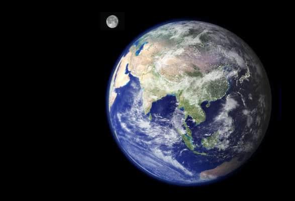 L'influenza della Luna sui terremoti