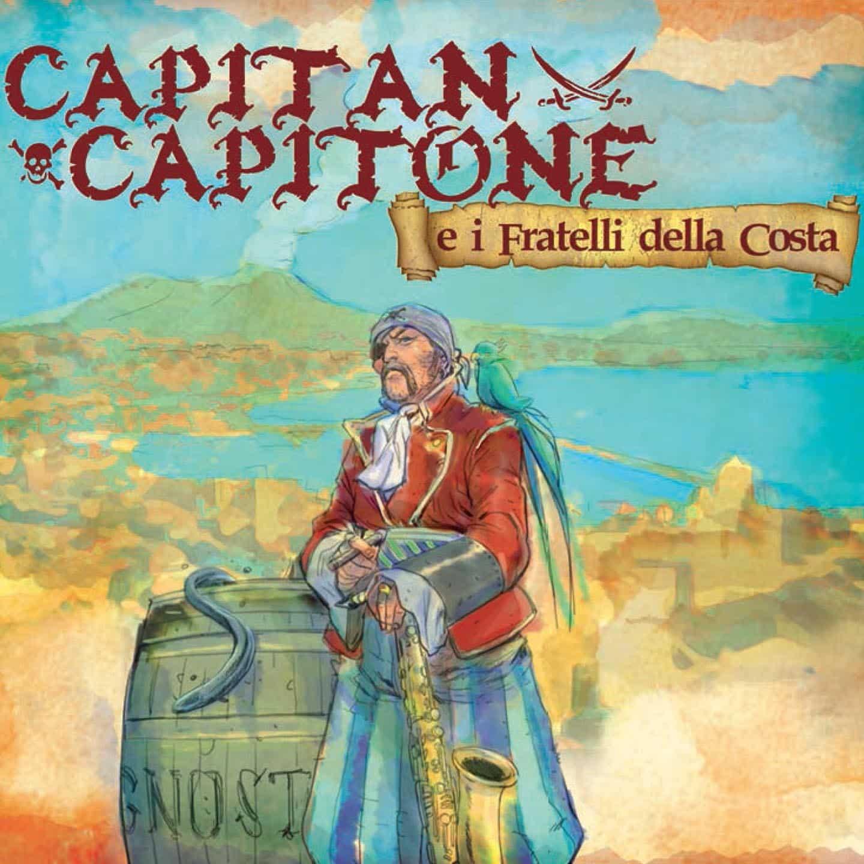 Capitan Capitone in finale al Premio Tenco 2016