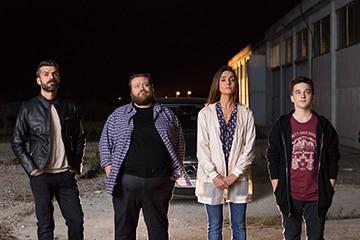 """Luca Argentero e Ambra Angiolini, protagonista al cinema di """"Al posto tuo"""""""
