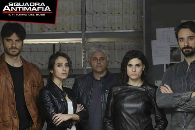 Squadra Antimafia, le novità dell'ottava stagione in onda su Canale 5