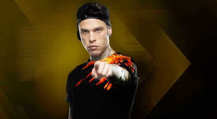 X Factor 10. Intervista a Fedez: «Per me è l'anno della serenità»