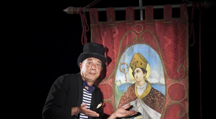 Federico Salvatore apre la stagione del Teatro Cilea