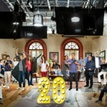 Sul set di Un Posto al Sole per festeggiare i suoi 20 anni (UPAS20 01 150x150)