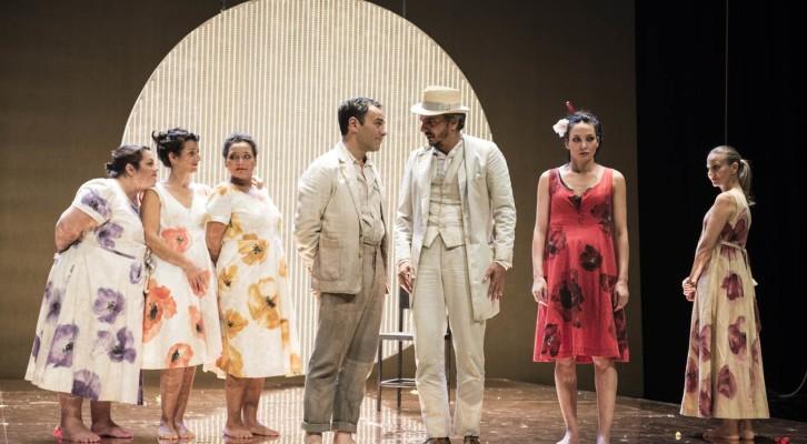 Liolà in scena al Teatro San Ferdinando, la nostra recensione