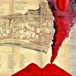 """""""Suriezione"""", il docucorto di Gennaro Regina (opera gennaro regina le eruzioni del vesuvio arabafenice 128 rosso 150x150)"""