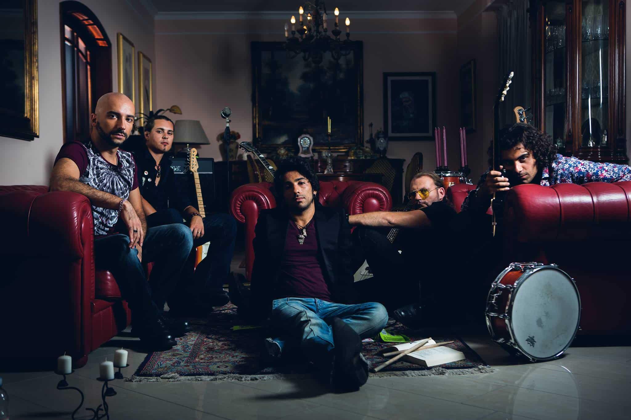 Quei Colori della band siciliana dei Karbonica