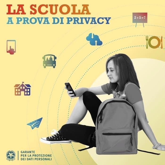 Arriva La scuola a prova di privacy