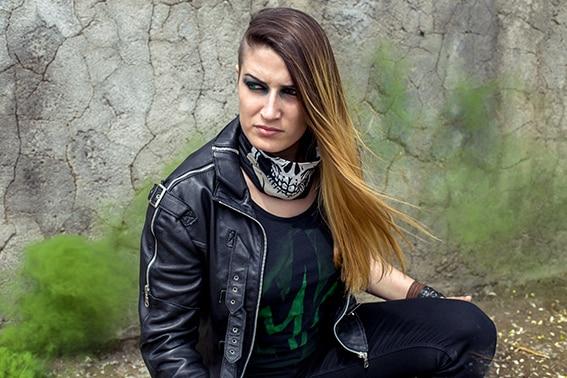 Ira Green, la nuova paladina del rock italiano nel mondo