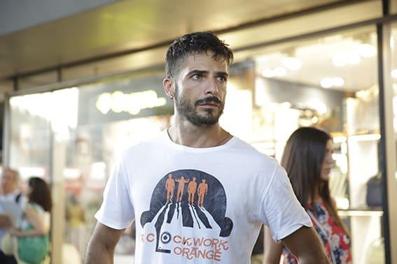 Marco Bocci è Solo nella miniserie in quattro puntate su Canale 5