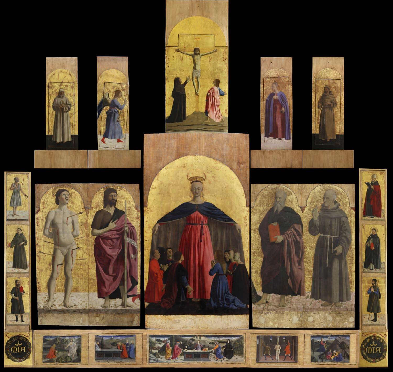 La Madonna della Misericordia in mostra al Palazzo Marino a Milano