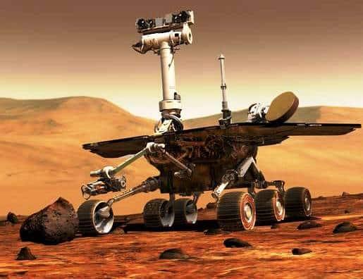 Trovati depositi di silice sulla superficie di Marte